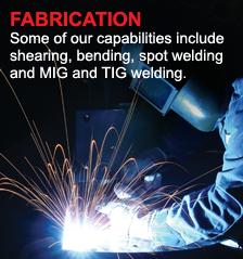 fabrication TecScrn International Ltd.